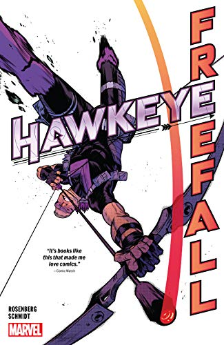 Hawkeye: Freefall (Hawkeye: Freefall (2020))