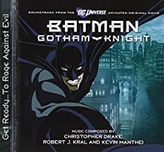 Batman: Gotham Knight by La-La Land Records (2008-07-22)