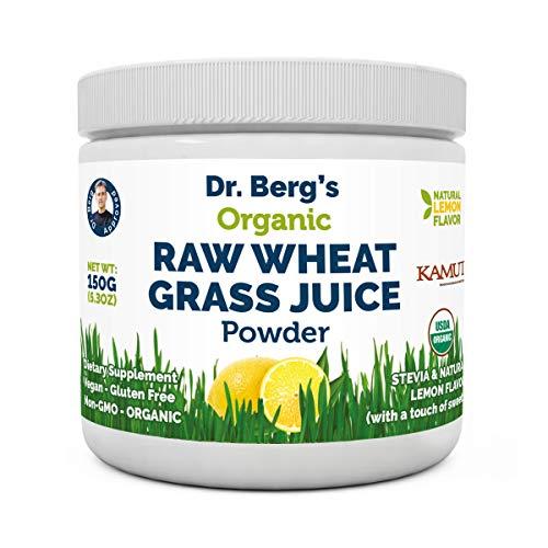 organic kamut blend wheatgrass - 5