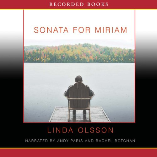 Sonata for Miriam audiobook cover art