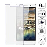 Guran® Protector de Pantalla Vidrio Cristal Templado Para Cubot X16 Smartphone Film