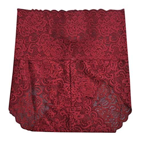 Seamless Lace Panties Damen Unterhose Panties, Ultra Soft Bequem Nahtlos Alltags Hüftslip Panty Slips Sexy High-Rise Yebutt