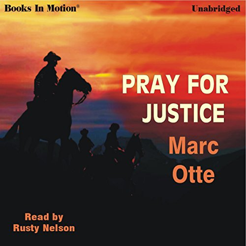 Pray for Justice audiobook cover art