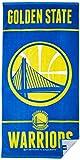 NBA Golden State Warriors fibra telo mare, 4,1 kg/76,2 x 152,4 cm