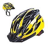 Athyior Casque Vélo Femme Homme 57-63cm Cyclisme Casque Bike Helmet Ajustable pour Bicyclette Skateboard Roller Sport Casque de sécurité
