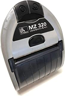 Zebra Technologies M3E-0UB0E020-00 Ait PRINTER, MZ320, 4MB/8MB, US/Ca ENG/LAT, USB/Irda/Bluetooth, EU/Efta/India/Russia/Turkey, EU