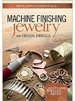 Machine Finishing Jewelry (Metalsmith Essentials)