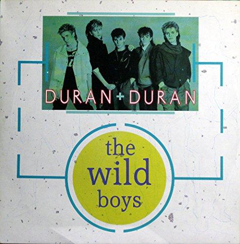 "THE WILD BOYS ザ・ワイルド・ボーイズ [12"" Analog LP Record] - DURAN DURAN デュラン・デュラン"