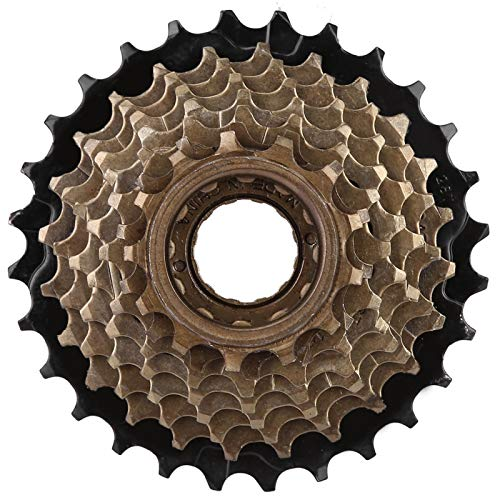 FOLOSAFENAR Cassette de Rueda Libre Bicicletas Accesorio de Repuesto para Bicicleta Rueda Libre de Pieza de Bicicleta de 8 velocidades, para Bicicleta de montaña, para Ciclismo