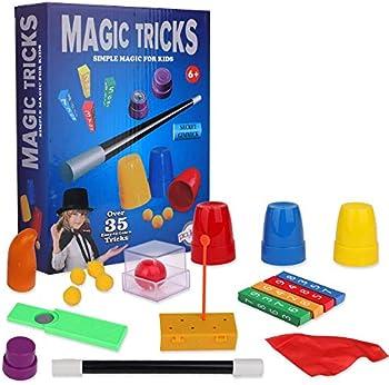 Playkidz Magic Set with Over 35 Tricks