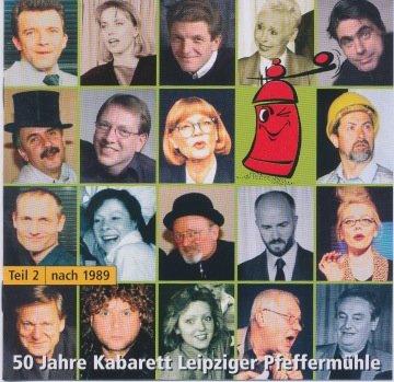50 Jahre Kabarett Leipziger Pfeffermühle Teil 2 - nach 1989