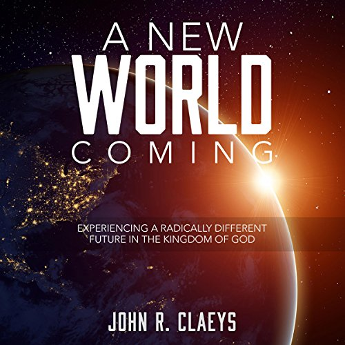 A New World Coming audiobook cover art