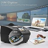 Pyle Media Instant Film & Slide Digitizer Scanner - Format Size 35mm 135 mm Negative...