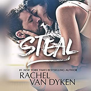 Steal                   By:                                                                                                                                 Rachel Van Dyken                               Narrated by:                                                                                                                                 Brittany Pressley,                                                                                        Peter Coleman                      Length: 6 hrs and 34 mins     99 ratings     Overall 4.5