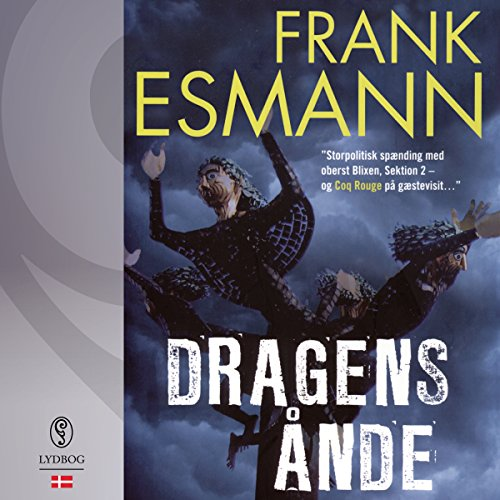 Couverture de Dragens ånde