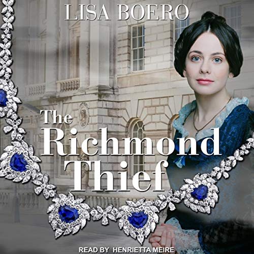 The Richmond Thief audiobook cover art