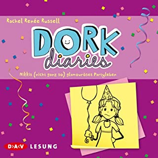 Nikkis (nicht ganz so) glamouröses Partyleben     Dork Diaries 2              By:                                                                                                                                 Rachel Renée Russell                               Narrated by:                                                                                                                                 Gabrielle Pietermann                      Length: 2 hrs and 22 mins     1 rating     Overall 1.0