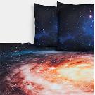 ThinkGeek Galaxy Bedding in Queen/King | ThinkGeek
