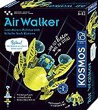 KOSMOS 620752 Airwalker, Klettert glatte Oberflächen hoch, Bausatz für Roboter mit Spezial-Saugnäpfen, Experimentierkasten für Kinder ab 8 - 12 Jahre, Roboter-Spielzeug, Modellbau