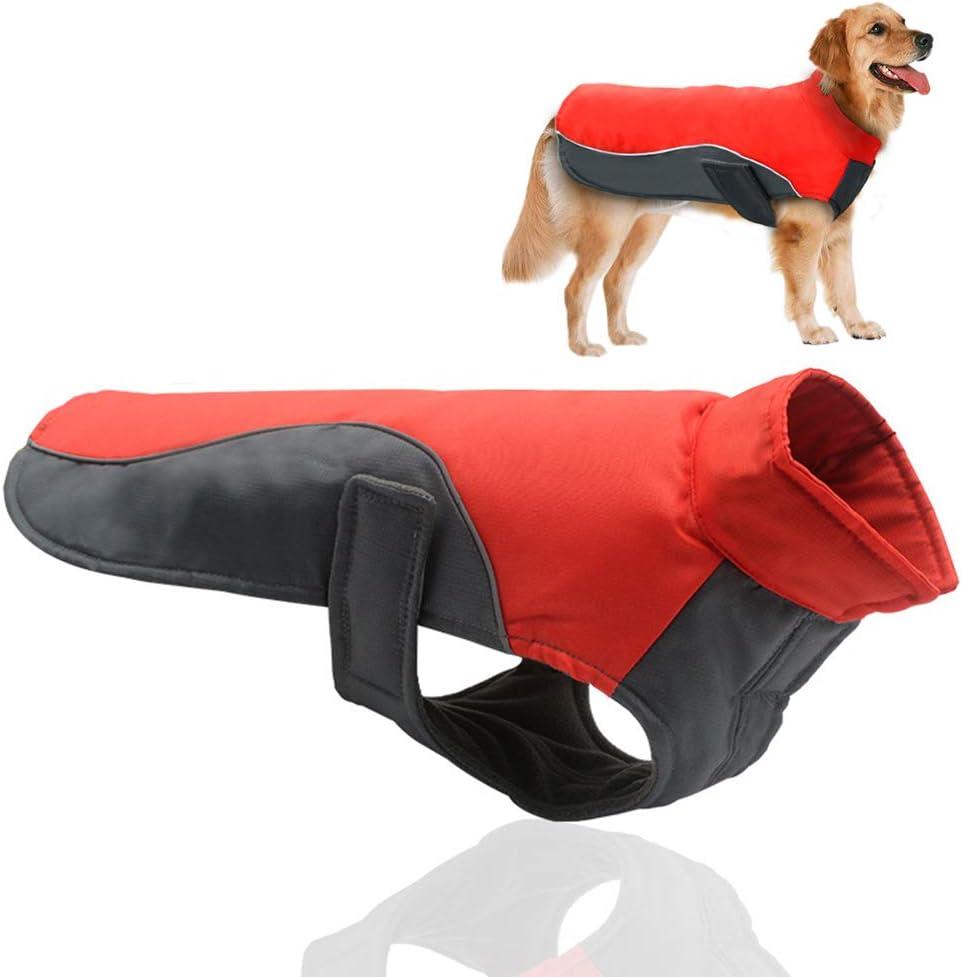 PJDDP Rare Dog Winter Max 57% OFF Coat Jacket Windproof Clothes Vest Warm