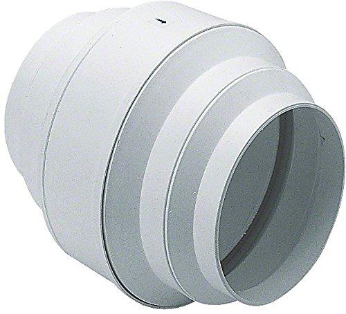 Miele DKS125 Dunstabzugshaubenzubehör / für Abluftbetrieb von Dunstabzugshauben / Kondensatsperre verhindert