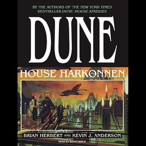 House Harkonnen: House Trilogy, Book 2