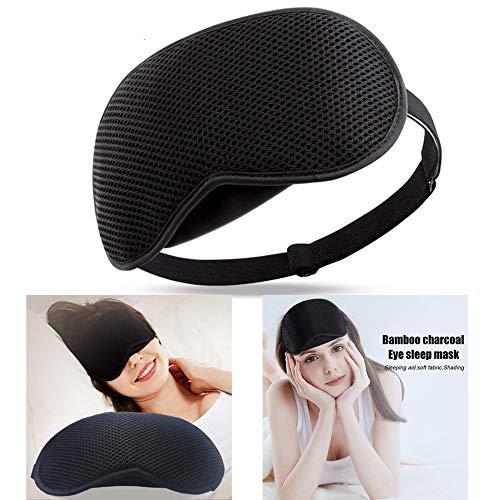 NIUPAN Slaapmasker gebruikt voor reis- en rustlengte instelbaar slaaphulpmiddel oogmasker oog slaapmasker
