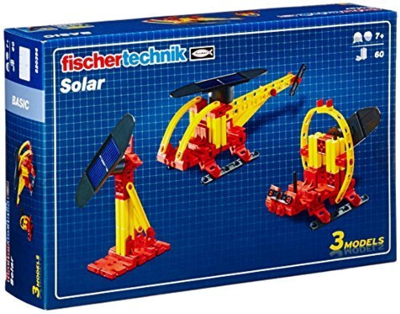 oferta especial Fischertechnik Basic Basic Basic Solar Kit, 60-Piece by Studica  descuentos y mas
