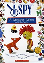 I Spy: Runaway Robot (DVD)