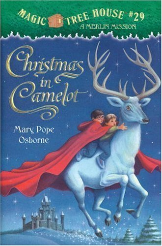 Christmas in Camelot (Magic Tree House (R) Merlin Mission) by Mary Pope Osborne (2001-10-23)