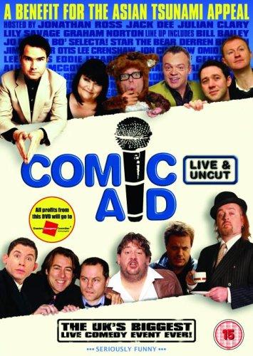 Comic Aid Live and Uncut [UK Import]