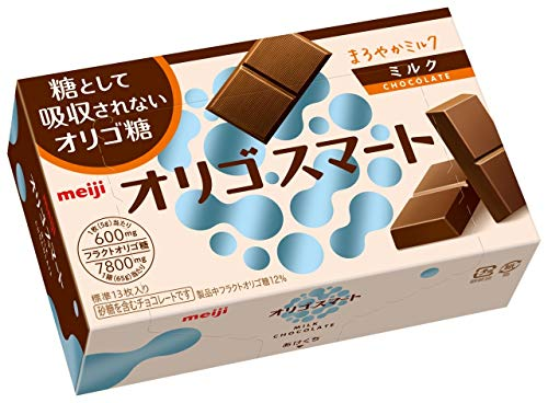 オリゴスマート ミルクチョコレート 5箱