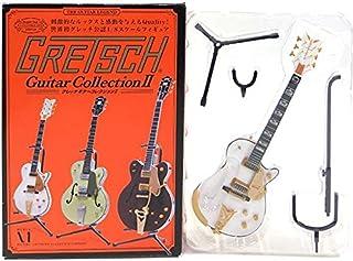 【4】 メディアファクトリー 1/8 GRETSCH グレッチギターコレクションII ホワイトペンギン (G6134 White Penguin) 単品