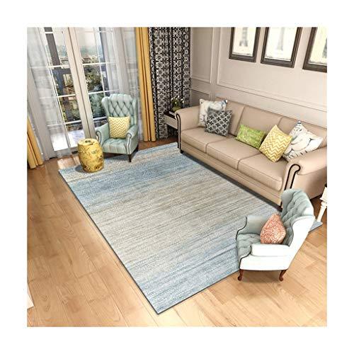 William 337 Vloerkleed, korte fluwelen tapijt, moderne woonkamer, sofa, eettafel, tapijt, slaapkamer, matras, decoratie matten