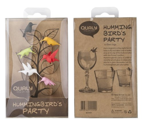 QUALY『Hummingbird'sParty』