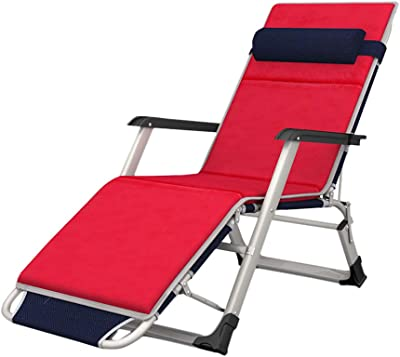 Amazon Com Ukeacn Patio Chaise Lounge Lawn Chair High