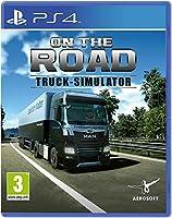 On The Road Truck Simulator (PS4) (輸入版)