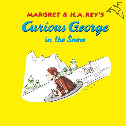 Curious George in the Snow (English Edition)