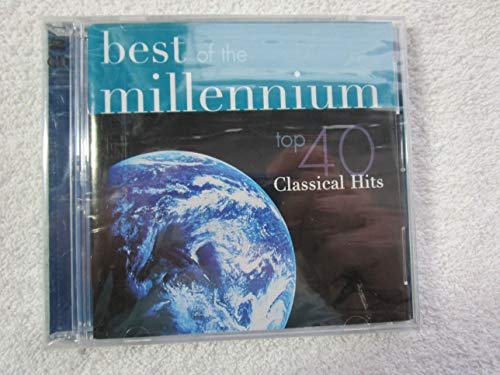 Best of the Millennium: Top 40 Classical Hits by Albinoni, Bach, Beethoven, Bizet (2000) Audio CD
