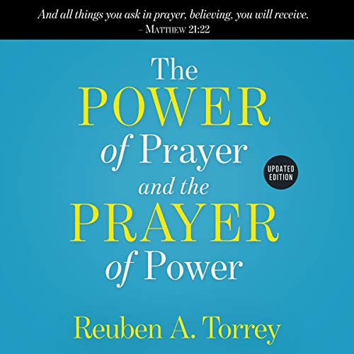 The Power of Prayer and the Prayer of Power cover art