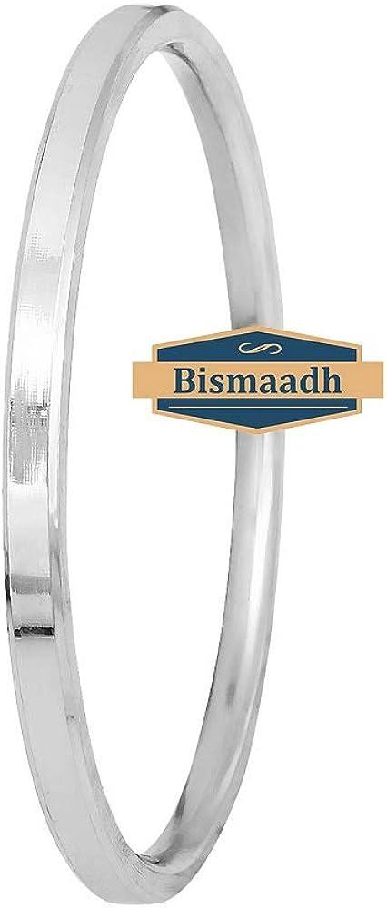 Free shipping BISMAADH Sikh Punjabi Kada Stainless Limited time for free shipping Men for Steel Wo Bracelet