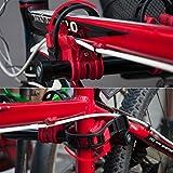 eSituro Portabici Posteriore per Auto Supporto Bici Portapacchi Portabicicletta Pieghevole capacità Fino a 3 Bike Nero SBC0013