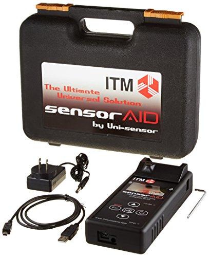 ITM 08001 Sensor-AID Black TPMS Diagnostic and Programming Tool
