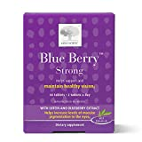NEW NORDIC Blue Berry 60tabs (PACK OF 1)