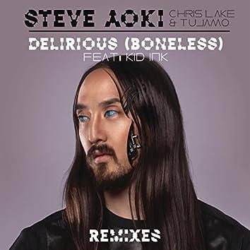 Delirious (Boneless) (Remixes)