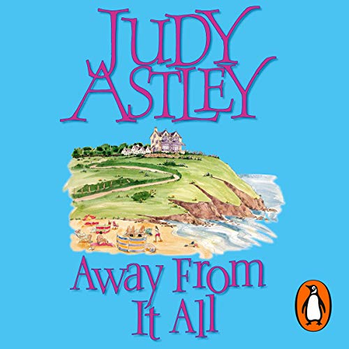 Away from It All audiobook cover art
