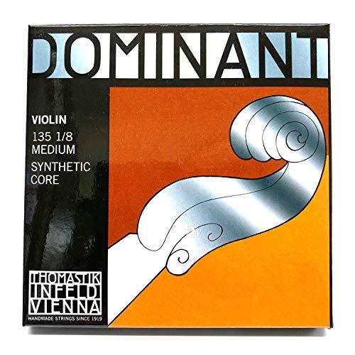 Dominant Strings 135 - Set corde per violino 1/8