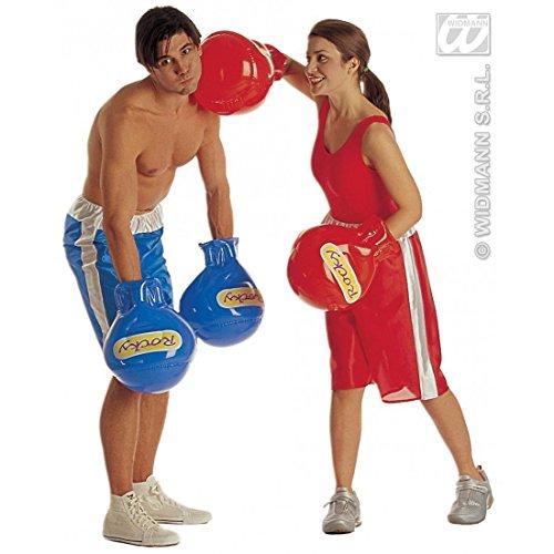 WIDMANN S.R.L. - Guantes DE Boxeo Azul