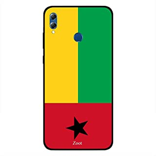 Honor 8X Case Cover Guinea-Bissau Flag