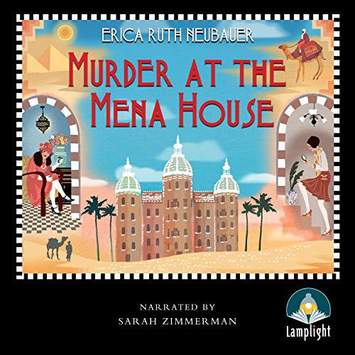 Murder at the Mena House cover art